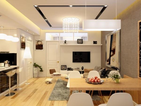 4 ưu điểm của nội thất bằng ván ép