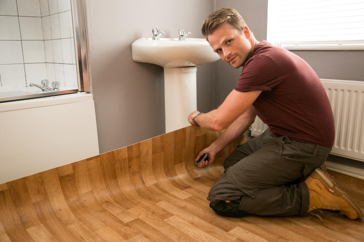 Hướng dẫn lau chùi sàn gỗ ván ép đúng cách