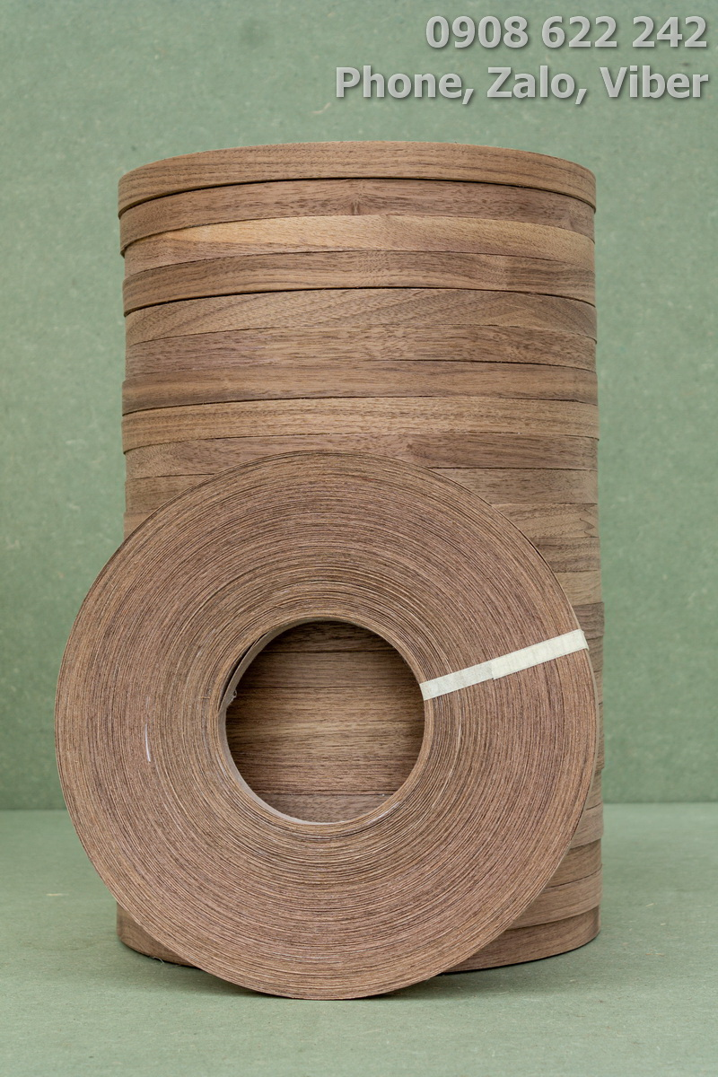 WALNUT EDGE BANDING